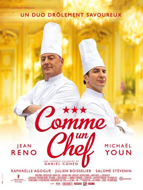 Comme-un-Chef-Affiche-France