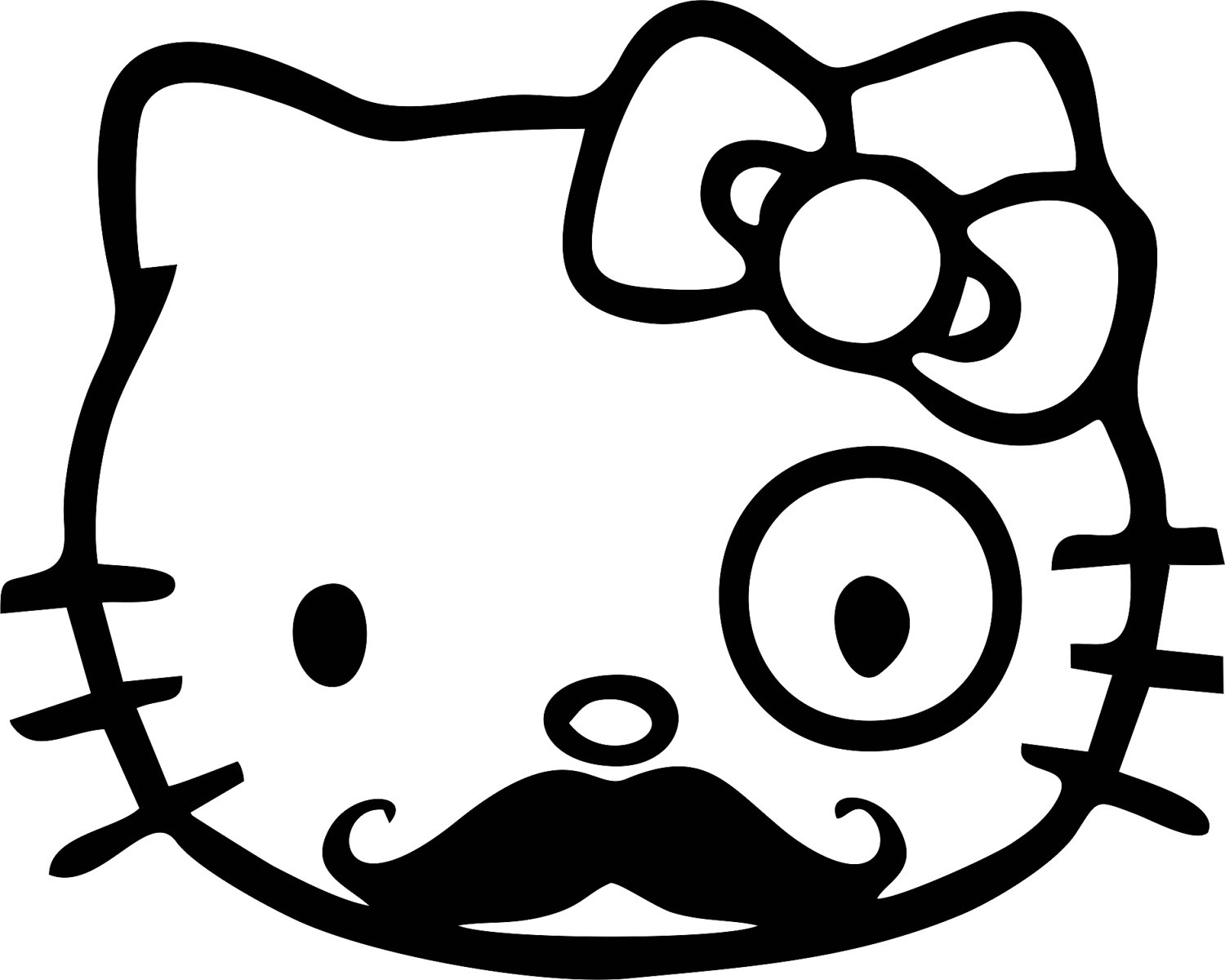i love you hello kitty coloring pages - photo #38