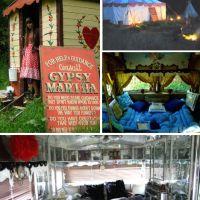La Rosa Gypsy Camping, Whitby, England