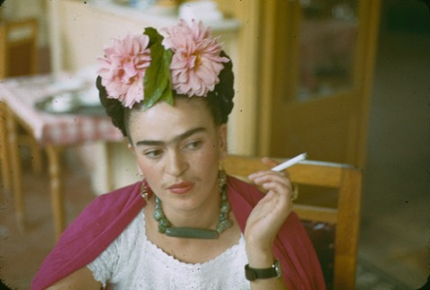 Thank God it's Frida