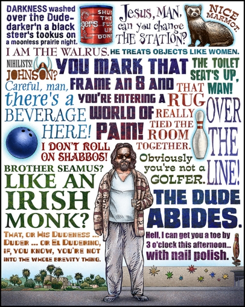 The_Dude_Abides_Chet_Phillips_Big_Lebowski_Ltd_Art_Gallery_OVER_THE_LINE
