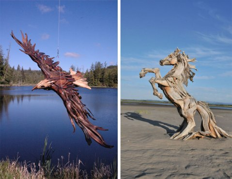 Driftwood-animal-sculptures-1