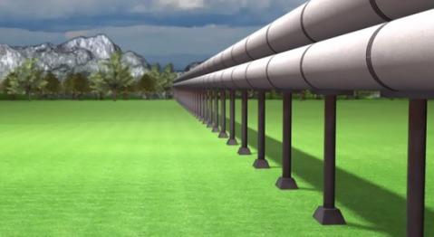 Hyperloop-transport-system-NY-to-LA-in-45